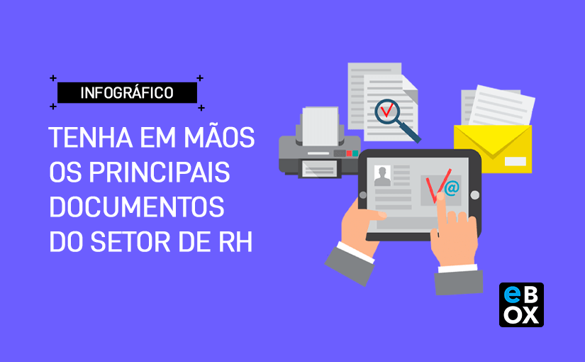 Infográfico - Documentos do RH